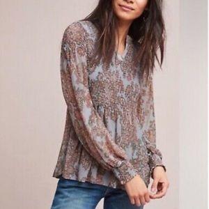 Akemi + Kin blouse - Anthropologie